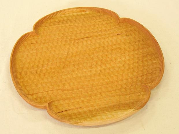 花形パン皿 (さくら 特大)