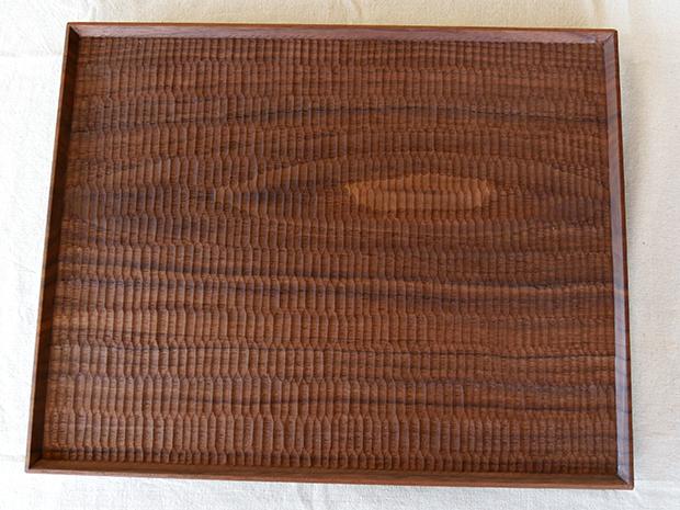 一人膳(280×350 ウォールナット)